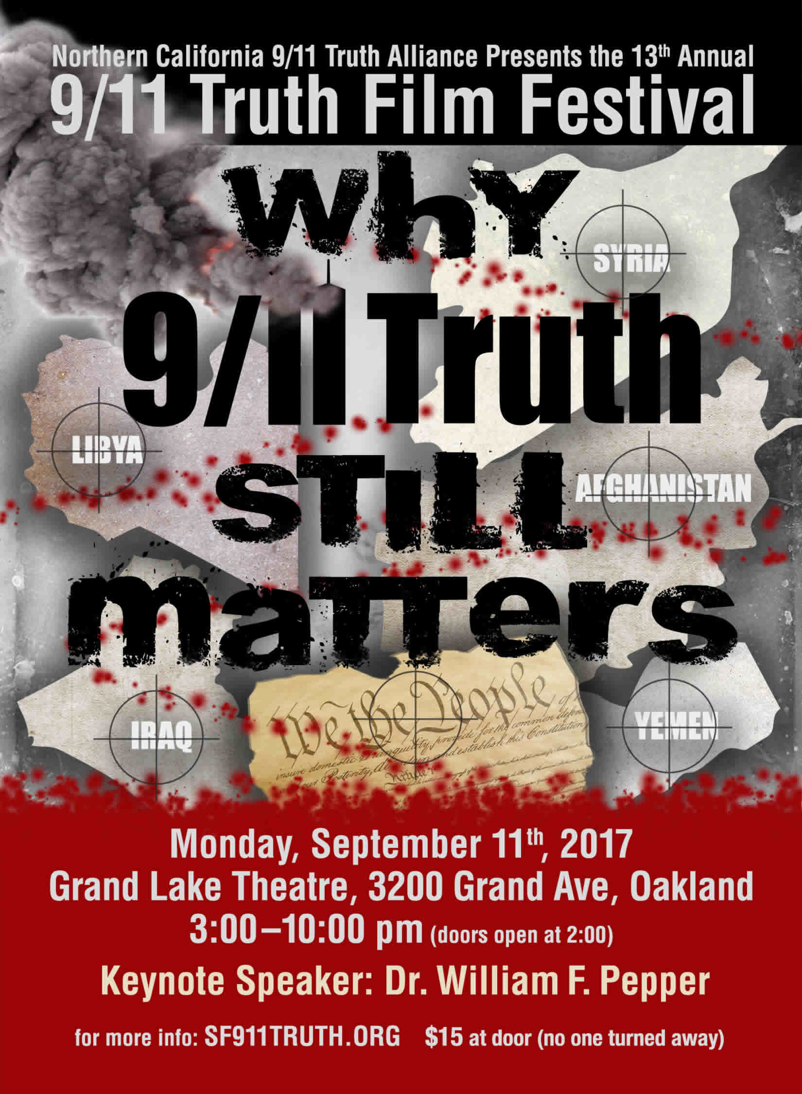 sf911truth Film Festival