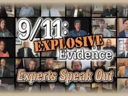 911 Explosive Evidence