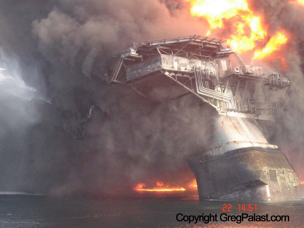 Oil Rig Disaster