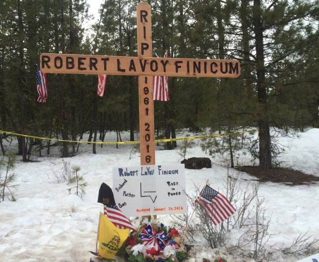 The Political Assassination of LaVoy Finicum