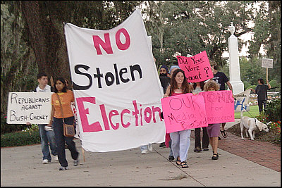 No Stolen Election