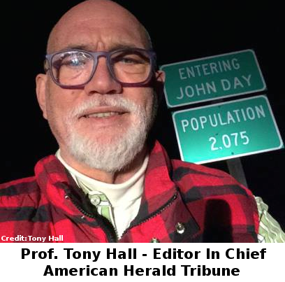 Prof. Tony Hall