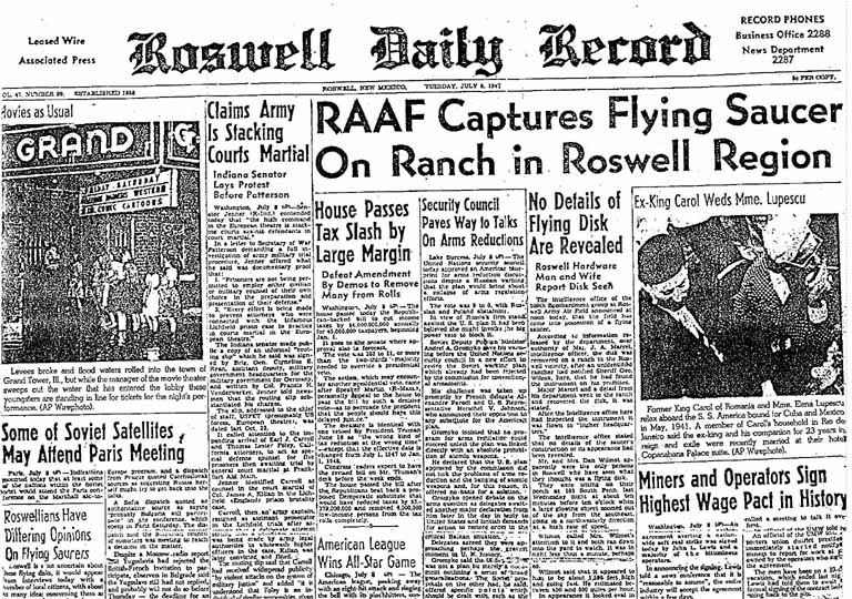 http://noliesradio.org/images/Roswell-Daily-Record-July-8-1947.jpg
