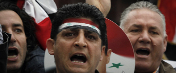 Syrian Protests 2011