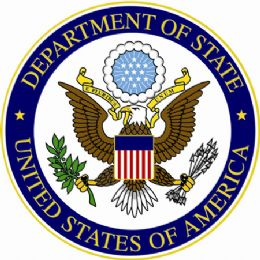 Dept of State Seal
