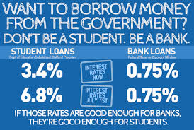 Cut Student Loan Rates