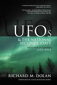 UFOs & National Security State