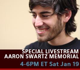 Aaron Swartz Memorial