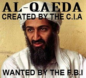 Al Qaeda CIA Creation