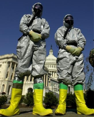 Anthrax Suits