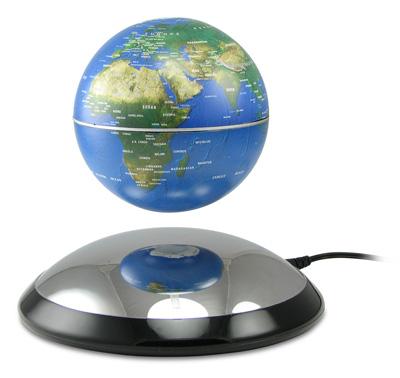 Anti-Gravity Globe
