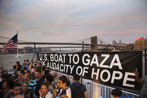 Audacity of Hope to Gaza