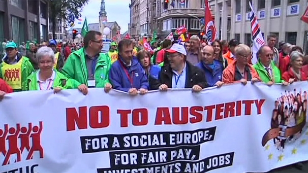 No to Euro Austerity