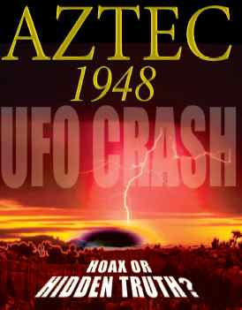 1948 UFO Aztec Crash