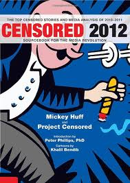 censored2012 Live Video Cast from California Project Censored 2012