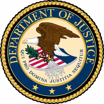 Dept of Justice Seal