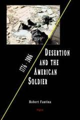 Desertion and the American Soldier
