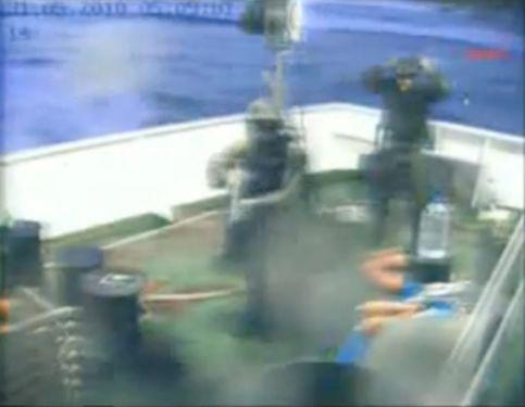 Israeli Assault on Flotilla