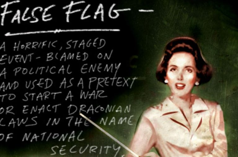 False Flag Teacher
