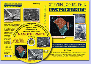 Jones-Nanothermite