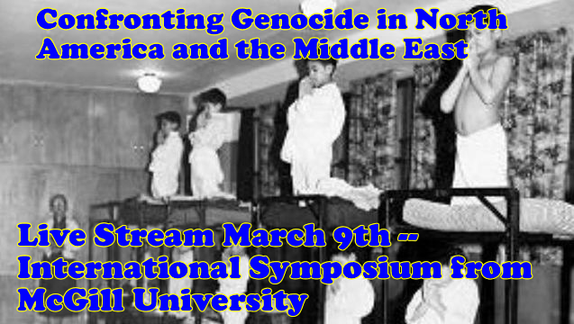 Confronting Genocide in North America and the Middle East