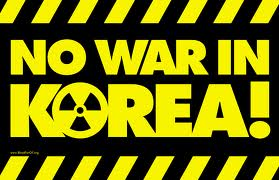 No War in Korea
