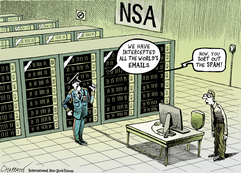 NSA emails