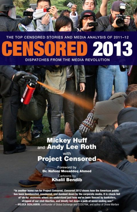 Project Censored 2013