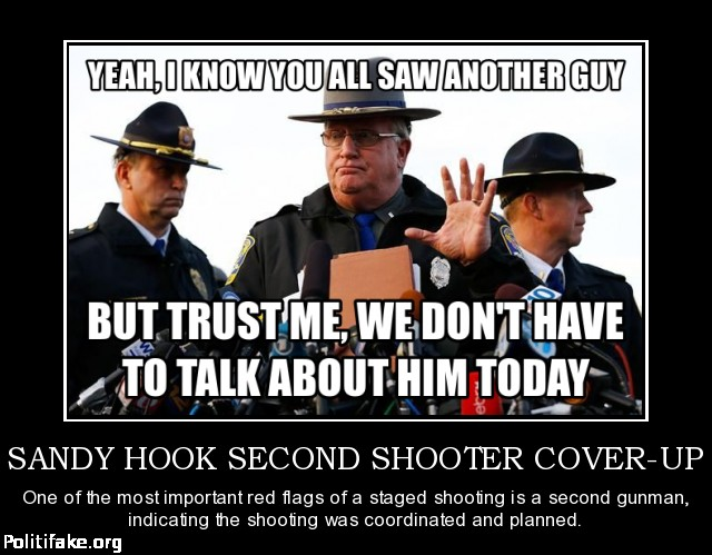 Sandyhook 2nd Shooter?