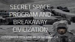 Secret Space Program Conference