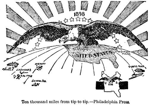 Spanish American War Expansion