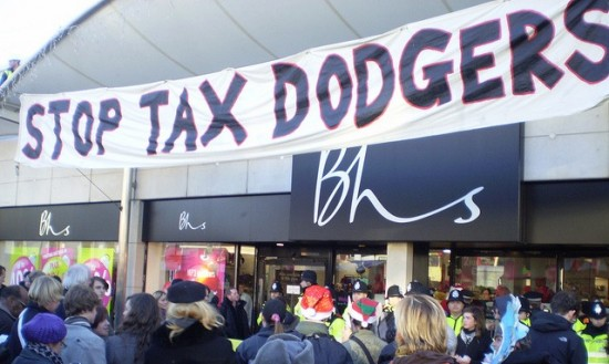 Stop Tax Dodgers