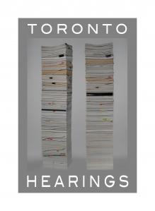 Toronto 911 Hearings