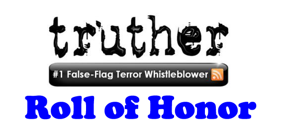 Truther Roll of Honor