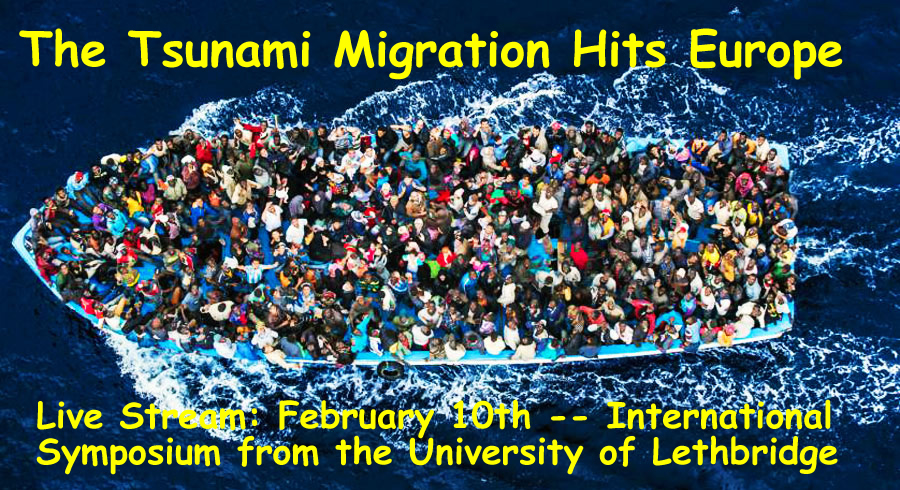 Tsunami Migration Hits Europe Symposium