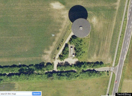 UFO Google Earth