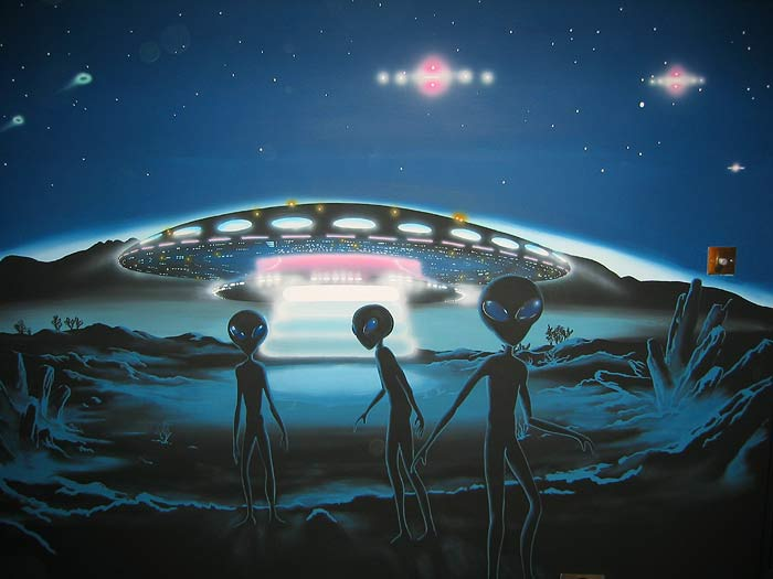 Et's and ufo's – one of the biggest secrets hidden from mankind