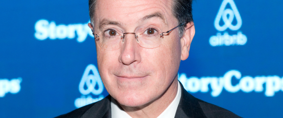 2014 Storycorps Gala Hosted By Stephen Colbert