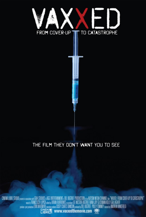 Vaxxed-poster
