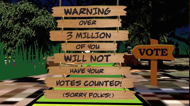 Voter-purge