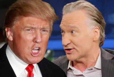 Donald-Trump-Bill-Maher