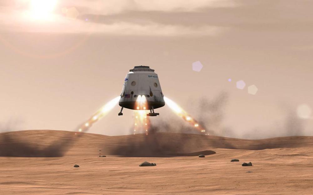 dragon-landing