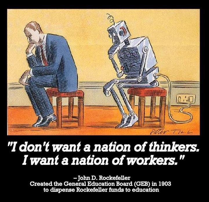 no-thinkers