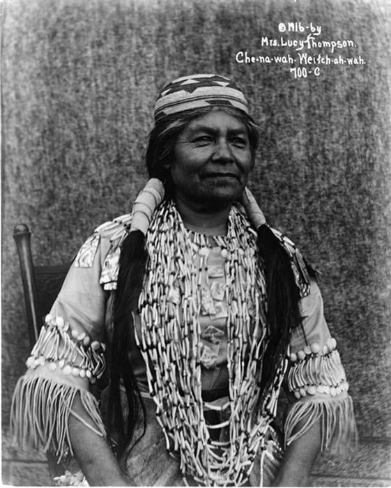 Yurok-Woman