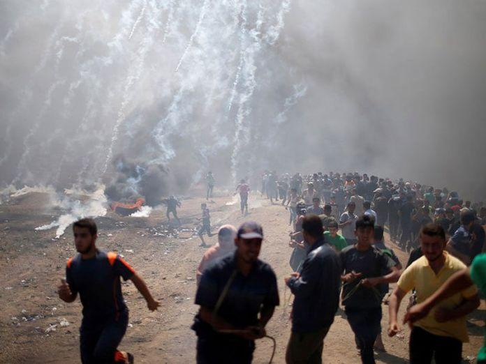 Israeli-Forces-Kill-Dozens-