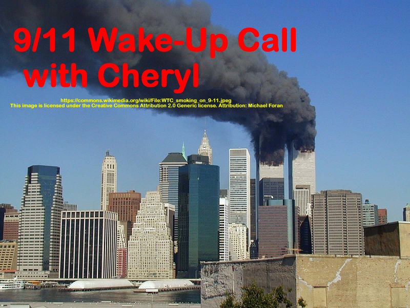 911 Wake Up Call