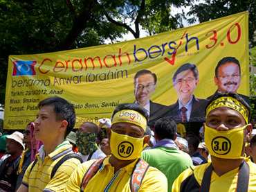 Color Revolution Malaysia