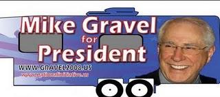 Gravel for President