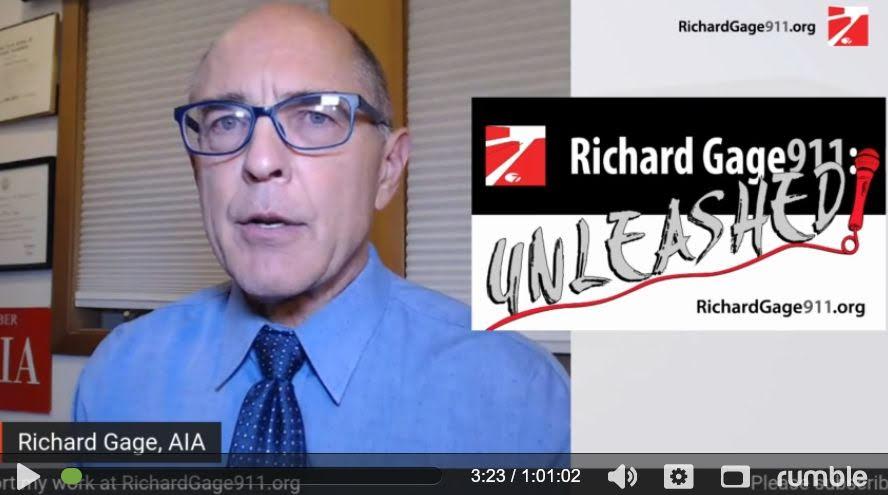 Richard Gage911: Unleashed