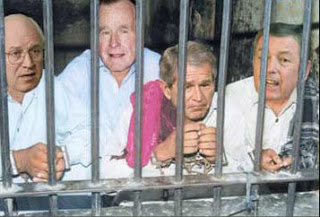 Prosecute Bush